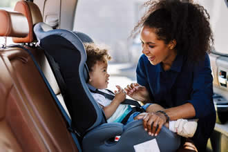 Keeping Your Child Safe in the Car